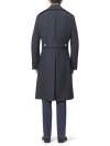 Air Force Blue Authentic Great Coat - 1